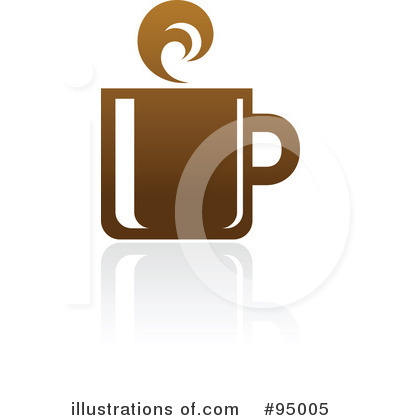 Coffee Logo Clipart #95005 by elena