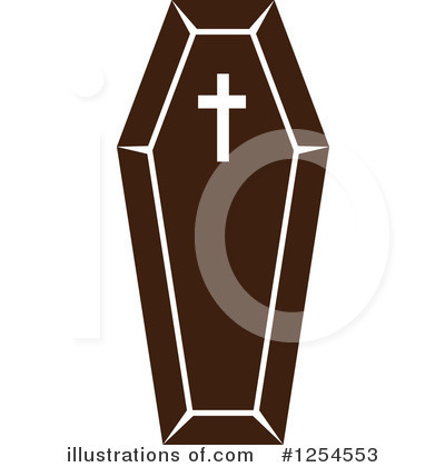 Clip Art Coffin Clipart coffin clipart 1254553 illustration by vector tradition sm royalty free rf stock sample