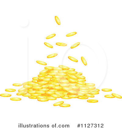 Money Clipart #1127312 by Vector Tradition SM