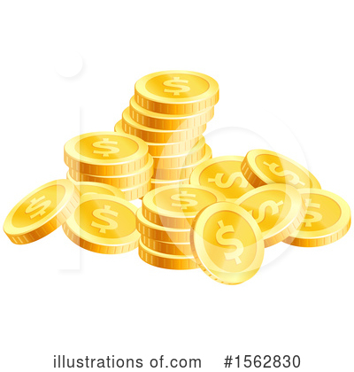 Money Clipart #1562830 by Vector Tradition SM