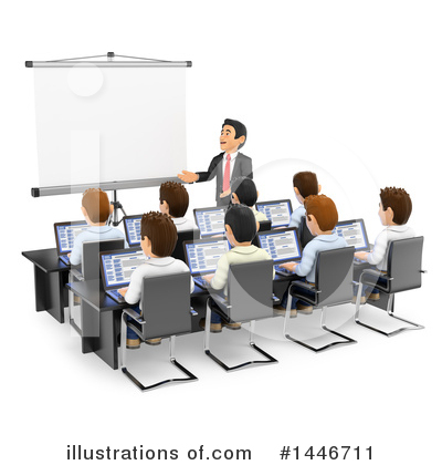 Laptop Clipart #1446711 by Texelart