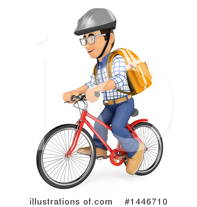 College Student Clipart #1446710 by Texelart