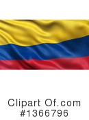 Colombia Clipart #1366796 by stockillustrations