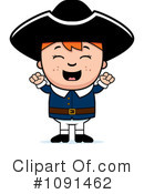 Colonial Clipart #1143497 by Cory Thoman | Royalty-Free ...