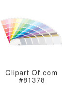 Color Samples Clipart #81378 by michaeltravers