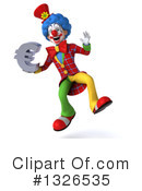 Colorful Clown Clipart #1326535 by Julos