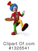 Colorful Clown Clipart #1326541 by Julos