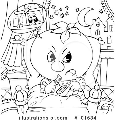 ... Pictures goldilocks coloring page of the three bears leaving