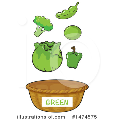 Cabbage Clipart #1474575 by Graphics RF