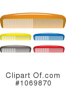 Combs Clipart #1069870 by michaeltravers