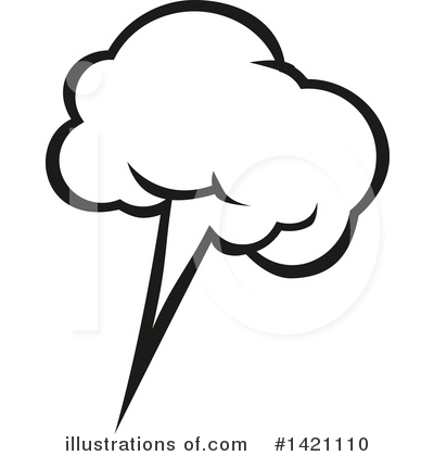 Explosion Clipart #1421110 by Vector Tradition SM