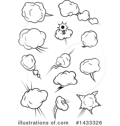 Explosion Clipart #1433326 by Vector Tradition SM