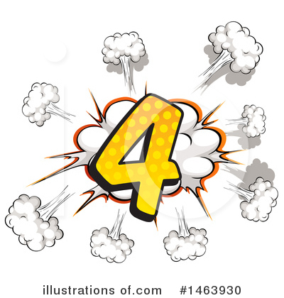 Number Clipart #1463930 by Graphics RF