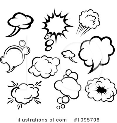 Explosion Clipart #1095706 by Vector Tradition SM