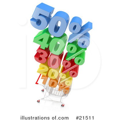 Shopping Clipart #21511 by 3poD
