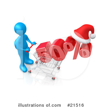 Shopping Clipart #21516 by 3poD