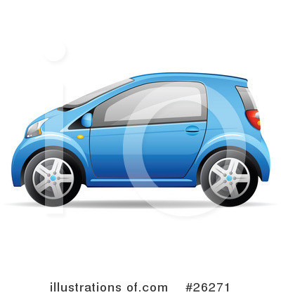 Car Clipart #26271 by beboy