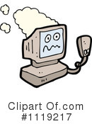 Computer Clipart #1119217 by lineartestpilot