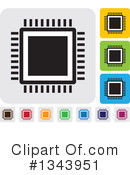 Computer Clipart #1343951 by ColorMagic