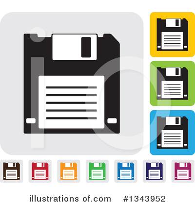 Computers Clipart #1343952 by ColorMagic