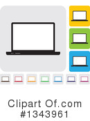 Computer Clipart #1343961 by ColorMagic