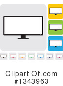 Computer Clipart #1343963 by ColorMagic