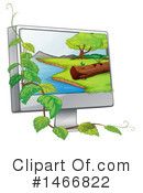 Computer Clipart #1466822 by Graphics RF
