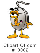 Computer Mouse Clipart #10002 by Toons4Biz