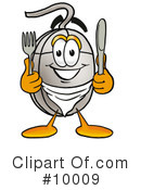 Computer Mouse Clipart #10009