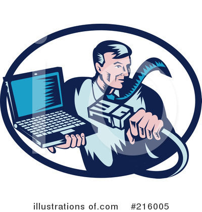 Laptop Clipart #216005 by patrimonio