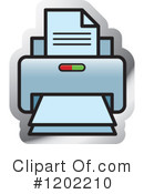 Computers Clipart #1202210 by Lal Perera