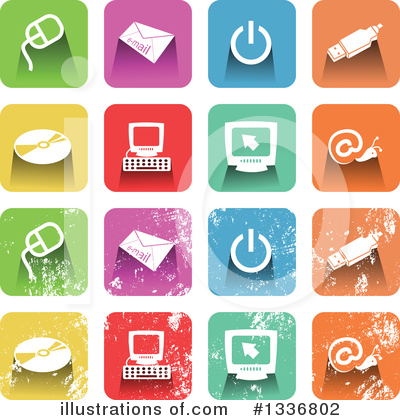 Icons Clipart #1336802 by Prawny