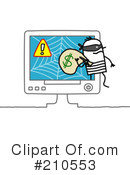 Computers Clipart #210553 by NL shop