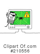 Computers Clipart #210556 by NL shop