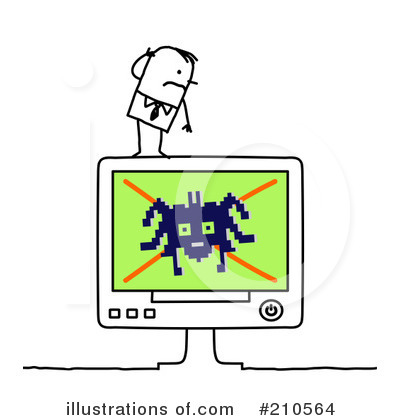 Technology Clipart #210564 by NL shop