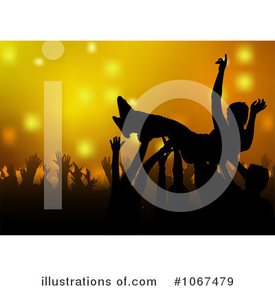 Dancing Clipart #1067479 by dero