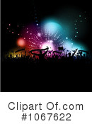 Royalty-Free (RF) Concert Clipart Illustration #1067622