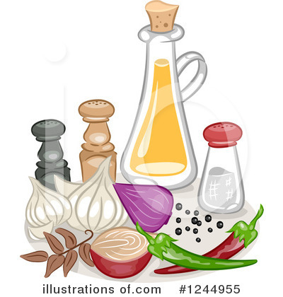 Cooking Clipart #1244955 by BNP Design Studio