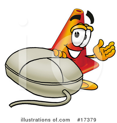 Computer Mouse Clipart #17379 by Toons4Biz