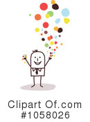Confetti Clipart #1058026 by NL shop