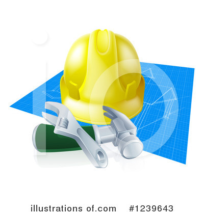 Royalty-Free (RF) Construction Clipart Illustration by AtStockIllustration - Stock Sample #1239643