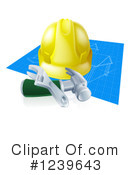 Construction Clipart #1239643 by AtStockIllustration