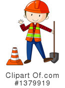 Construction Clipart #1379919 by Graphics RF