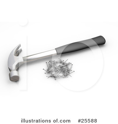 Tools Clipart #25588 by KJ Pargeter
