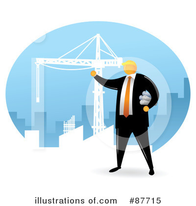 Architect Clipart #87715 by Qiun
