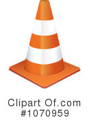 Construction Cone Clipart #1070959