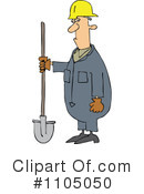 Construction Worker Clipart #1105050