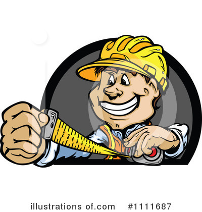 Construction Clipart #1111687 by Chromaco