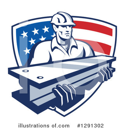 Construction Clipart #1291302 by patrimonio