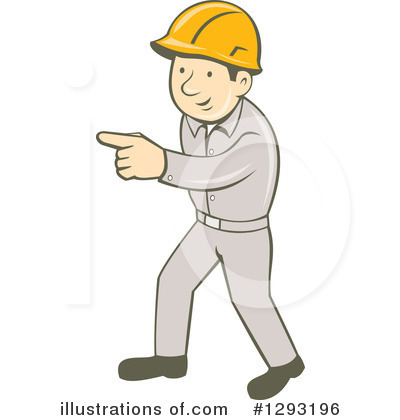 Foreman Clipart #1293196 by patrimonio
